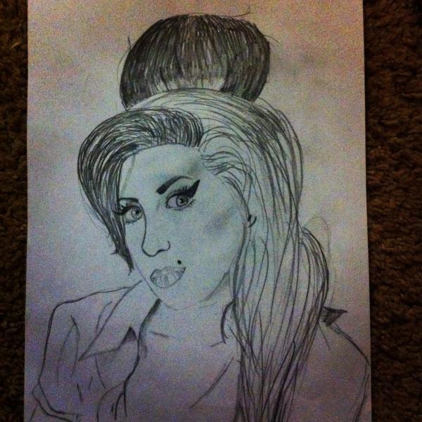 Amy Winehouse par GeeWilkins